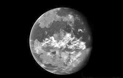 7亿年前金星或是宜居世界