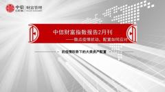 中信财富指数报告(2021年2月